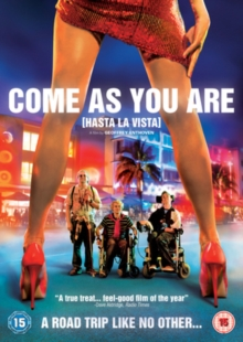 Come As You Are, DVD  DVD