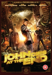 John Dies at the End, DVD  DVD