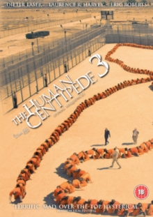 The Human Centipede 3 - Final Sequence, DVD DVD