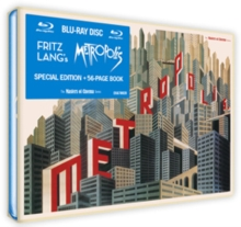 Metropolis: Reconstructed and Restored - The Masters of Cinema..., Blu-ray BluRay