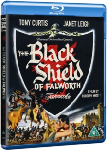 The Black Shield of Falworth, Blu-ray