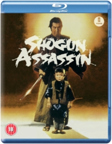 Shogun Assassin: Uncut Edition, Blu-ray