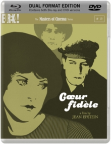 Coeur Fidèle - The Masters of Cinema Series, Blu-ray BluRay