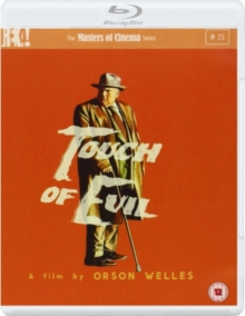 Touch of Evil - The Masters of Cinema Series, Blu-ray BluRay