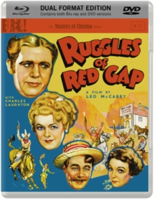 Ruggles of Red Gap - The Masters of Cinema Series, Blu-ray