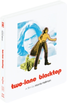 Two-lane Blacktop - The Masters of Cinema Series, Blu-ray