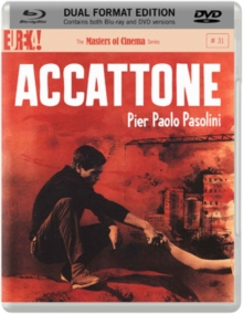 Accattone/Comizi D'amore - The Masters of Cinema Series, DVD