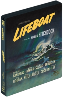 Lifeboat - The Masters of Cinema Series, Blu-ray