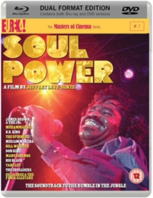 Soul Power - The Masters of Cinema Series, Blu-ray BluRay