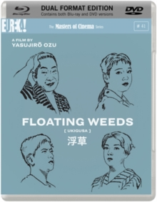 Floating Weeds - The Masters of Cinema Series, Blu-ray BluRay