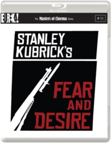 Fear and Desire, Blu-ray