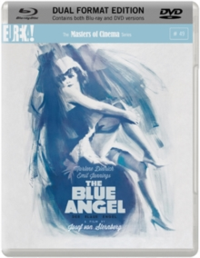 The Blue Angel: The Director's Cut, Blu-ray