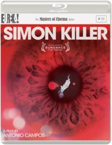 Simon Killer - The Masters of Cinema Series, Blu-ray BluRay