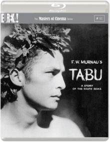 Tabu - The Masters of Cinema Series, Blu-ray BluRay