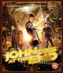 John Dies at the End, Blu-ray