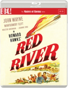 Red River, Blu-ray