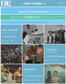 World Cinema Foundation: Volume 1 - The Masters of Cinema Series, Blu-ray