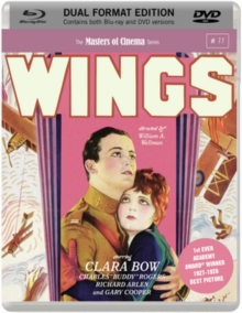 Wings - The Masters of Cinema Series, Blu-ray
