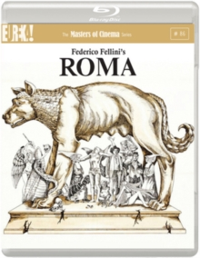 Roma - The Masters of Cinema Series, Blu-ray BluRay