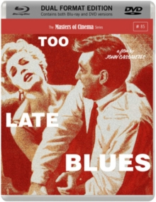 Too Late Blues, DVD