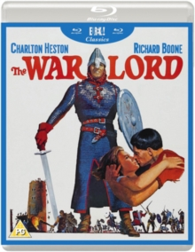 The War Lord, Blu-ray BluRay