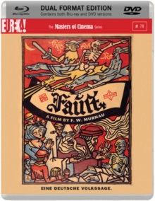 Faust - The Masters of Cinema Series, Blu-ray