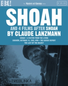 Shoah and Four Films After Shoah, Blu-ray