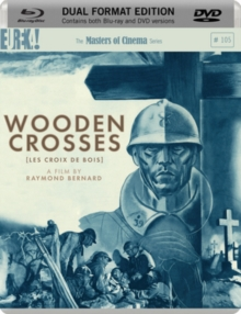 Wooden Crosses - The Masters of Cinema Series, DVD