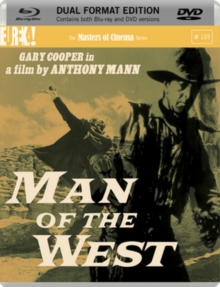 Man of the West - The Masters of Cinema Series, DVD DVD