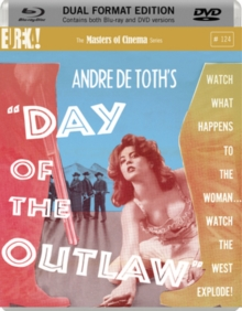 Day of the Outlaw - The Masters of Cinema Series, Blu-ray