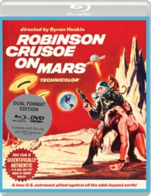 Robinson Crusoe On Mars, Blu-ray  BluRay