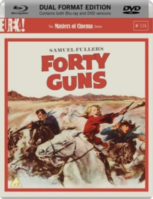 Forty Guns - The Masters of Cinema Series, DVD DVD