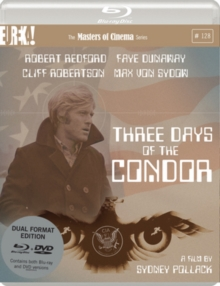 Three Days of the Condor, Blu-ray