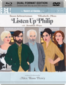 Listen Up Philip, DVD