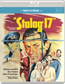Stalag 17 - The Masters of Cinema Series, Blu-ray BluRay