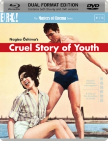 Cruel Story of Youth - The Masters of Cinema Series, DVD DVD