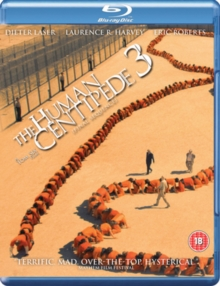 The Human Centipede 3 - Final Sequence, Blu-ray
