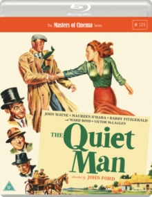 The Quiet Man, Blu-ray