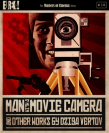Man With a Movie Camera and Other Works By Dziga Vertov, Blu-ray