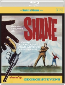 Shane - The Masters of Cinema Series, Blu-ray