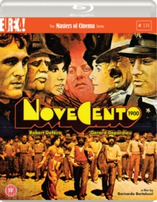 Novecento - The Masters of Cinema Series, Blu-ray BluRay