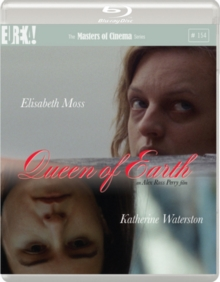 Queen of Earth, Blu-ray