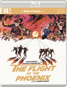 Flight of the Phoenix - The Masters of Cinema Series, Blu-ray