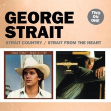 Strait Country/Strait from the Heart, CD / Album