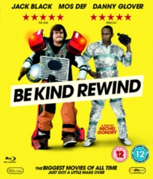 Be Kind Rewind, Blu-ray