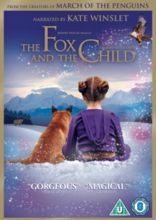 The Fox and the Child, DVD