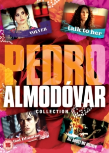 Pedro Almodóvar Collection, DVD