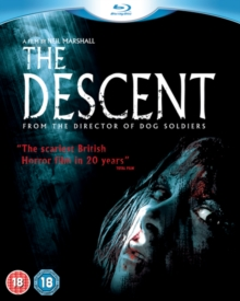 The Descent, Blu-ray BluRay
