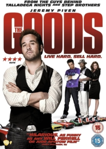 The Goods - Live Hard, Sell Hard, DVD