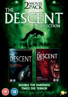 The Descent/The Descent: Part 2, DVD